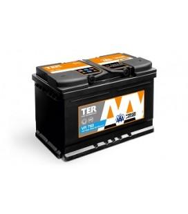 Batteria ALTO ADIGE 12V 70AH 760A TER AGM DX